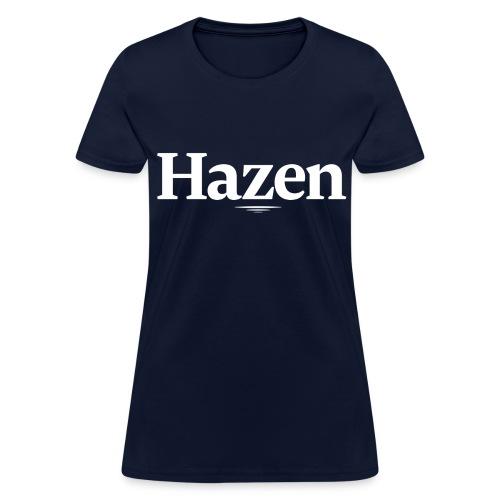 Hazen Womens  Tee - Women's T-Shirt