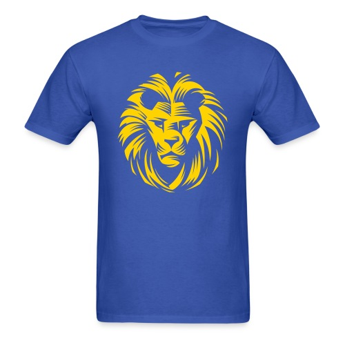 Asian lion - Men's T-Shirt