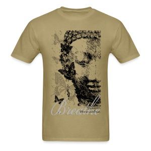 Breathe - Men's T-Shirt