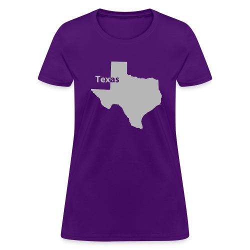 Texas - Women's - Women's T-Shirt
