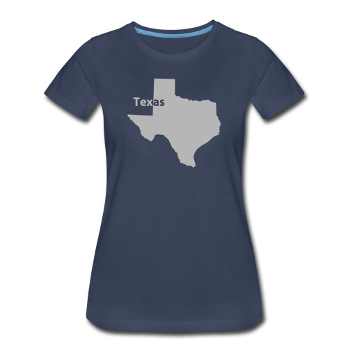Texas - Women's Premium - Women's Premium T-Shirt