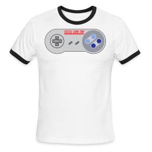 DGT Retro - Men's Ringer T-Shirt