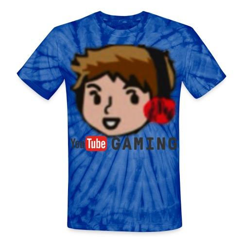 StrongFireGaming Unisex Tie-Tye Premium T-Shirt - Unisex Tie Dye T-Shirt