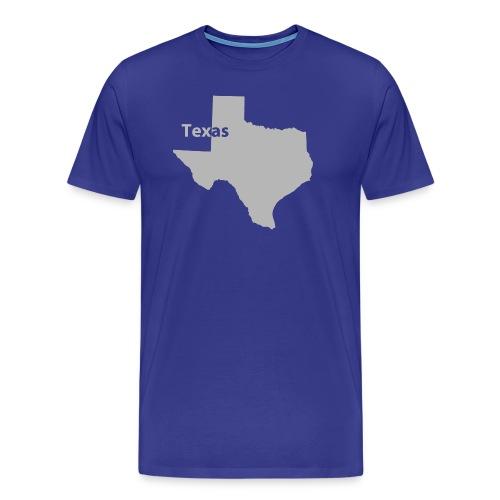 Texas - Men's Premium - Men's Premium T-Shirt