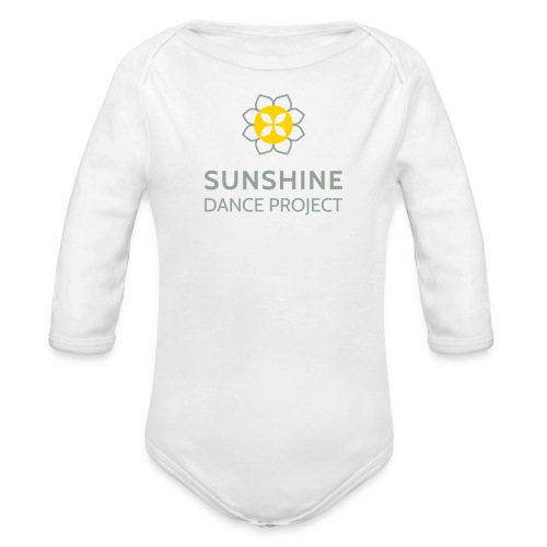 SDPS  One Piece - Organic Long Sleeve Baby Bodysuit