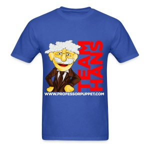 Men's T-Shirt - puppet,Youtube,Hans Von Puppet,Cool,Comic-Con