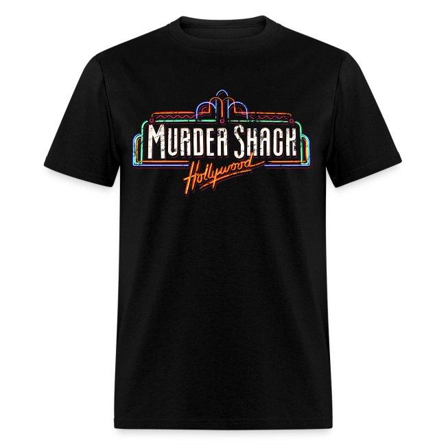 Murder Shack Hollywood Men's Horror Shirt