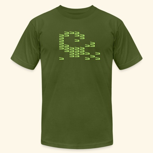 Crocodiles (free shirtcolour selection) - Men's Fine Jersey T-Shirt