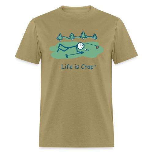 Golf Blow - Men's T-Shirt