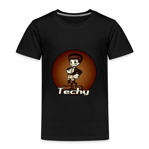 Techy Toddler's T-shirt - Toddler Premium T-Shirt