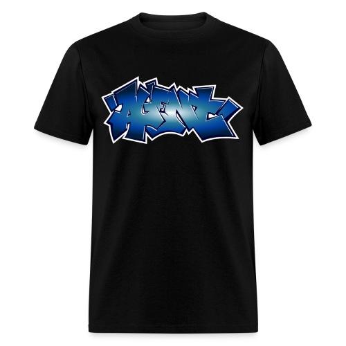 AGENT BLUE TAG T-SHIRT - Men's T-Shirt