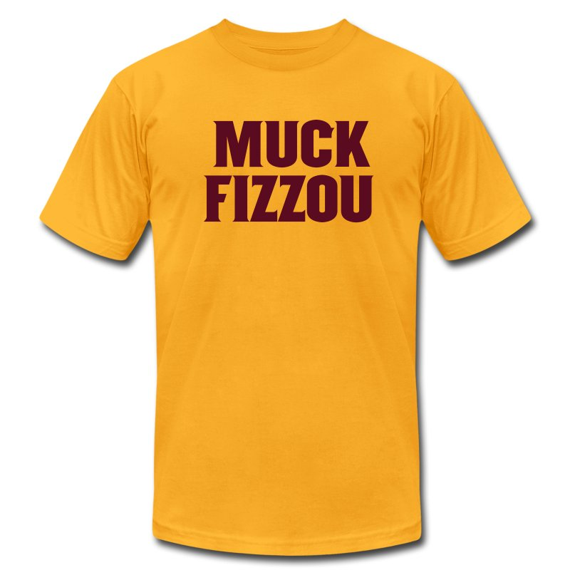 ASU Muck - Men's T-Shirt by American Apparel