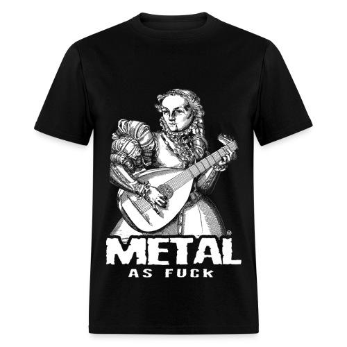 METAL AS F**K - Men's T-Shirt