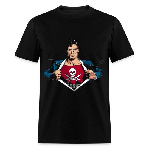 NEVER SAY DIE - Men's T-Shirt