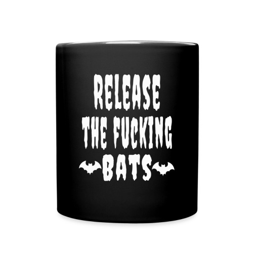Release The Bats Mug - Full Color Mug