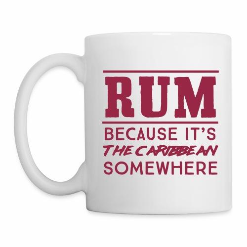 Coffee and Rum - Coffee/Tea Mug