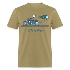 Motorcycle Babe - Men's T-Shirt