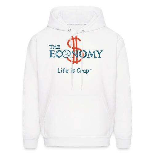 Economy - Mens Hooded Sweatshirt - Men's Hoodie