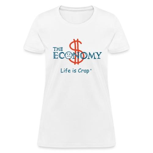 Economy - Womens Classic T-shirt - Women's T-Shirt