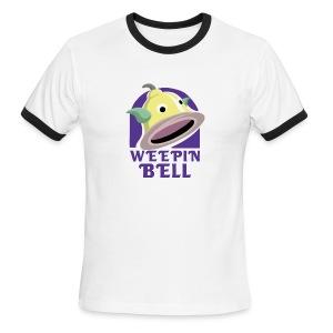 Weepin Bell - Men's Ringer T-Shirt
