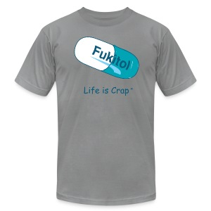 Fukitol - Mens T-shirt by American Apparel - Men's Fine Jersey T-Shirt
