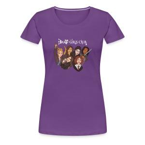 BAMFyness Shirt - Women's Premium T-Shirt