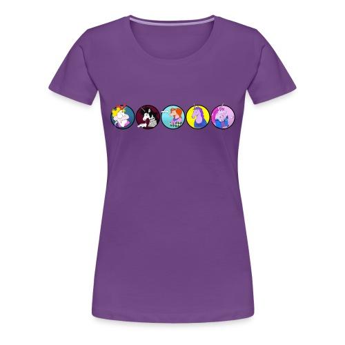 Unicorn Style - Women's Premium T-Shirt