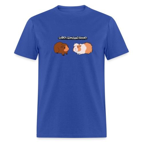 Guinea Something Good w/ Joe and George Men's T-Shirt - Men's T-Shirt