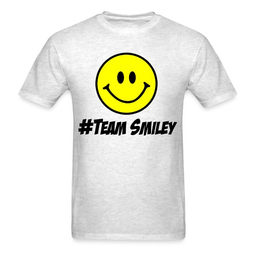 Team Smiley - Men's T-Shirt
