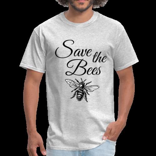 Save the Bees Beekeeper T-Shirt - Men's T-Shirt