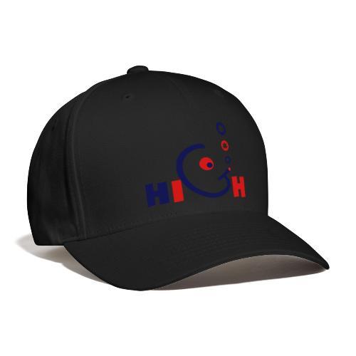 High - Baseball Cap