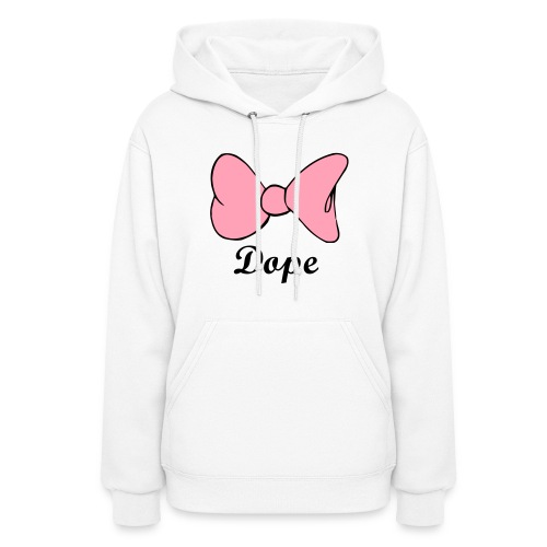CUTE DOPED OUT Hoodie (For Girls) - Women's Hoodie