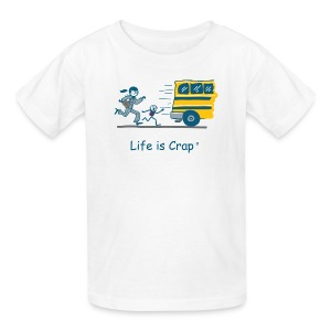 School Bus - Kids T-shirt - Kids' T-Shirt