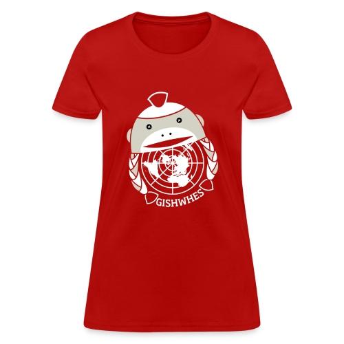 GISHWHES [DESIGN BY THISISNOTBRUCE] - Women's T-Shirt