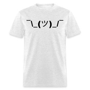 ¯\_(ツ)_/¯ Shrug - Men's T-Shirt