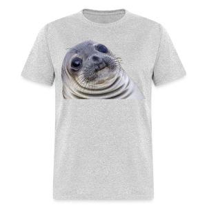 Awkward Seal - Men's T-Shirt
