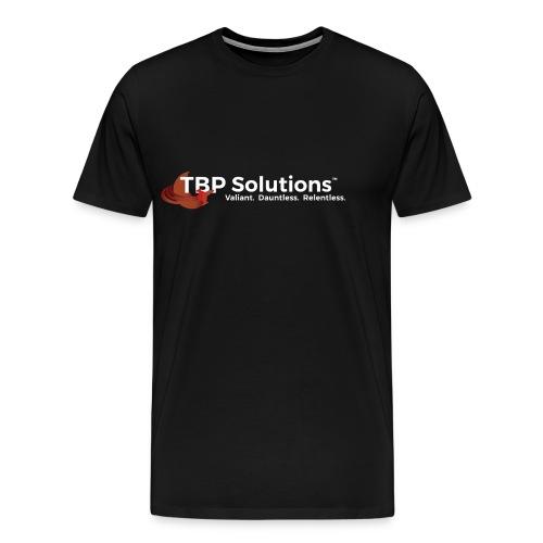 NEW TBP Solutions Official Shirt! - Men's Premium T-Shirt