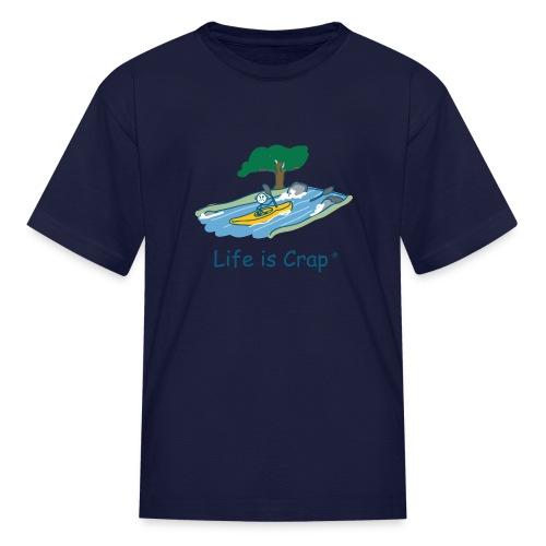 Kayaker - Kids' T-Shirt