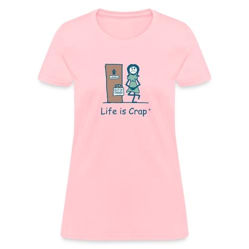 Lady Pee - Womens Classic T-shirt - Women's T-Shirt