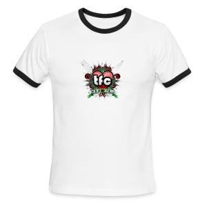 TFC New Logo - Men's Ringer T-Shirt