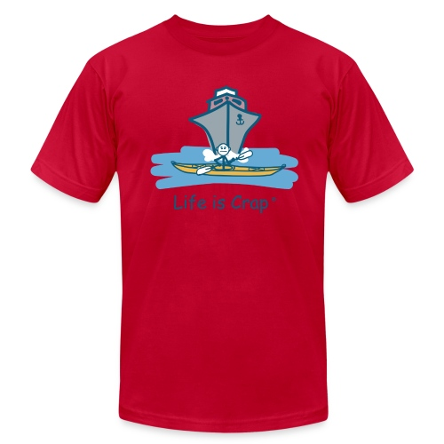 Ocean Kayak - Men's Fine Jersey T-Shirt