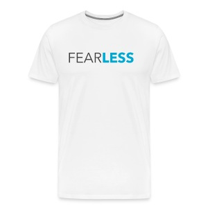 Men's FEARLESS Tee - Men's Premium T-Shirt