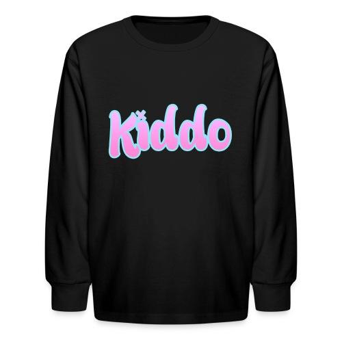 Kids Kiddo Crewneck - Kids' Long Sleeve T-Shirt