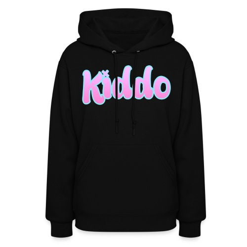 Ladies Kiddo Hoodie - Women's Hoodie