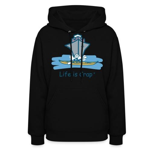 Ocean Kayak - Womens Hooded Sweatshirt - Women's Hoodie