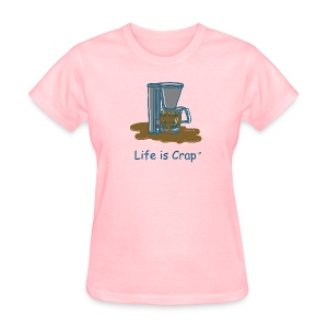 Coffee Maker - Womens Classic T-shirt - Women's T-Shirt