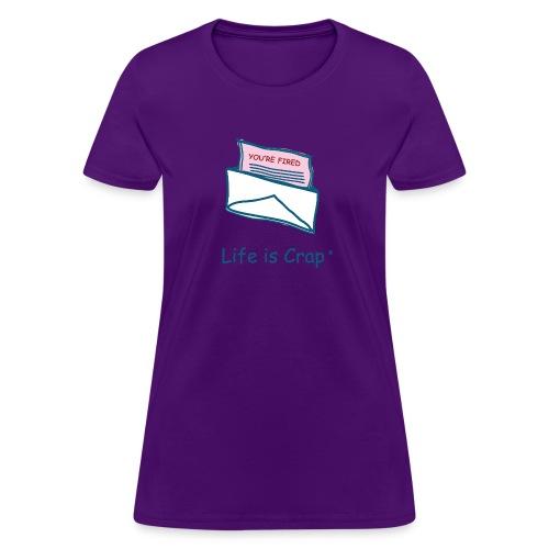 Pink Slip - Womens Classic T-shirt - Women's T-Shirt