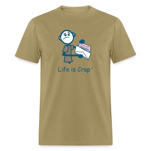 Pink Slip - Mens Classic T-shirt - Men's T-Shirt
