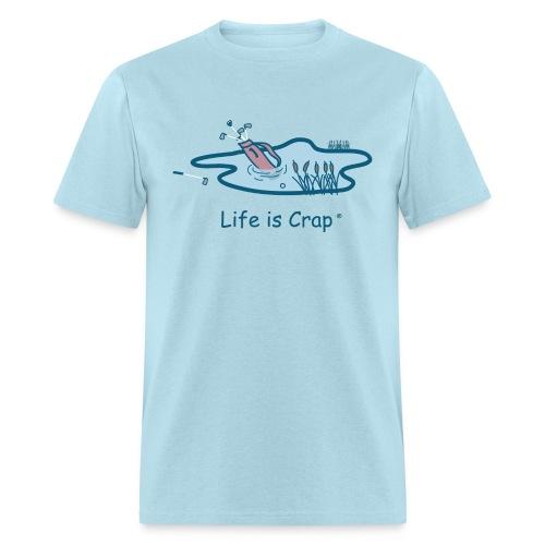 Golf Pond Float - Men's T-Shirt
