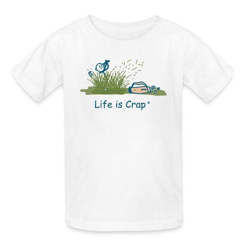 Rough Golf - Kids' T-Shirt